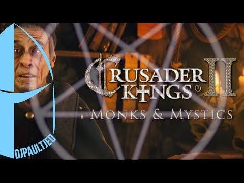 Love a good video? Plug in for this one. Trying to rule the WORLD! Let's Play Crusader Kings II Monks and Mystics DLC episode 33 https://youtube.com/watch?v=dX5zVgYDmrQ