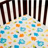 MONSTERS, INC. Premier Fitted Crib Sheet