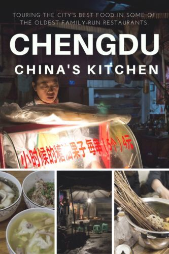 Hunting hidden gems in Chengdu traditional food scene - The Orient Excess