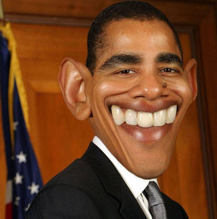 Funny Pics of Obama | Obama - Funny pictures