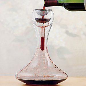 Final Touch Traditional Style Decanter Includes Double Wall Aerator * You can find out more details at the link of the image.