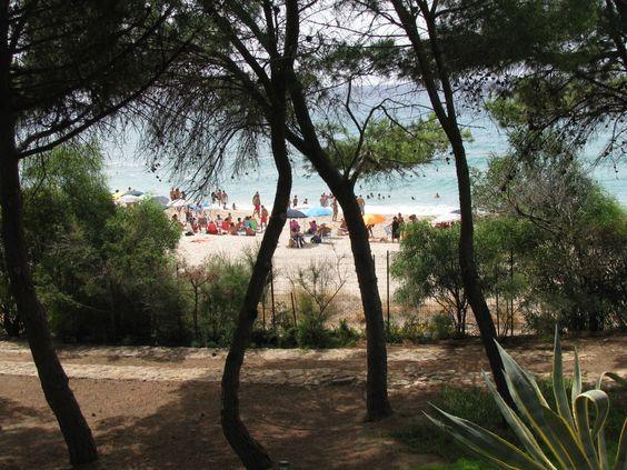 Sardinien - Ferienhaus - Am Strand