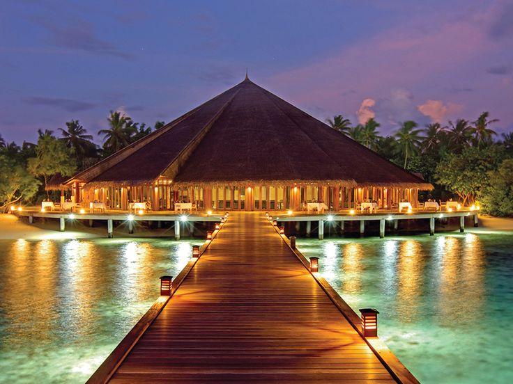 WIN a honeymoon to Hideaway beach resort in the Maldives worth £8965! • Wedding Ideas magazine