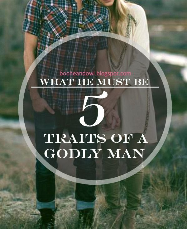 What are traits christian boys possess when dating them?