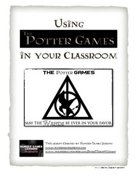 Free Download: The Potter Games (www.thepottergames.com) is a Choose-Your-Own-Adventure interactive fiction game that combines the characters from J.K. Rowling's Harry Potter series and Suzanne Collins' Hunger Games trilogy. FREE teaching guide download.