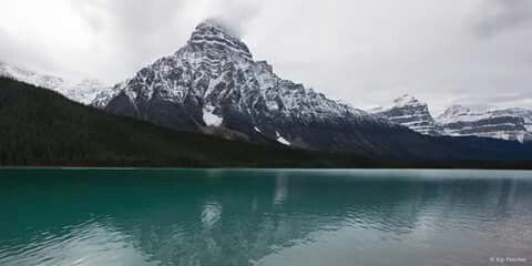Pamela Martinez, here is my shot for day two. A lake just outside Jasper National Park, Alberta, Canada. Happy Friday!