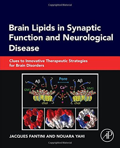 Brain Lipids in Synaptic Function and Neurological Disease: Clues to Innovative Therapeutic Strategies for Brain Disorders by Jacques Fantini http://www.amazon.com/dp/0128001119/ref=cm_sw_r_pi_dp_SuMtwb1HFXAKG
