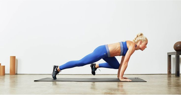 I need these to stay on track every day! Do-Anywhere 10-Minute Workouts http://www.popsugar.com/fitness/1-Week-Workout-Plan-42624680 #thefoodjarcompany