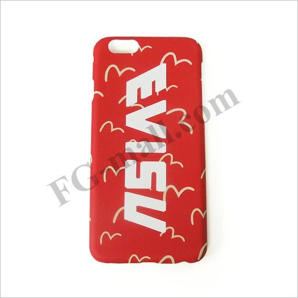 """EVISU Fashion Cloud Style Hard Case Cover for iphone 6 4.7"""" Protective Back Case Shell - Red - FG-Mall.com"""