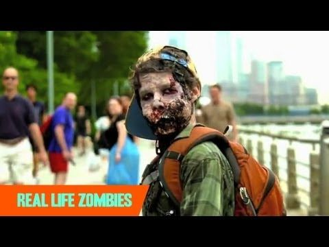 Hank is tired of zombies in popular culture, and while acknowledging that dead people are scary (especially if they start moving around), he brings us some information on prions - misfolded proteins that are responsible for destroying brains and get passed around mostly by getting eaten. So yeah, zombie stuff.    Like SciShow? http://www.facebook....