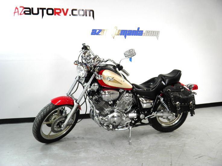 1996 Yamaha XV750 VIRAGO 750