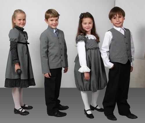 Костюмы для школьников украинских производителей