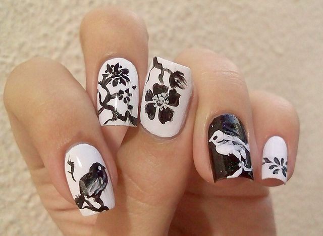 #nail #nails #nailart  | Check out http://www.nailsinspiration.com for more inspiration!