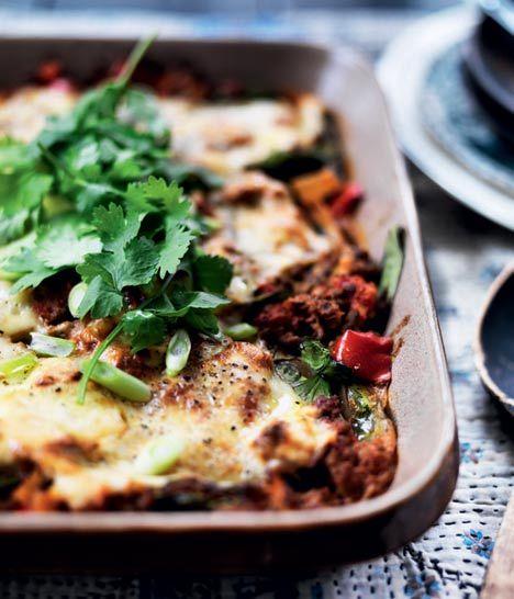 Lasagne asian style - Boligliv