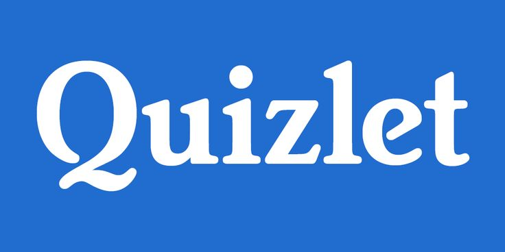 Quizlet - create online quizzes and study sets