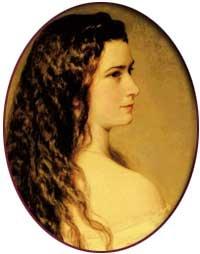 Austrian empress Sissi