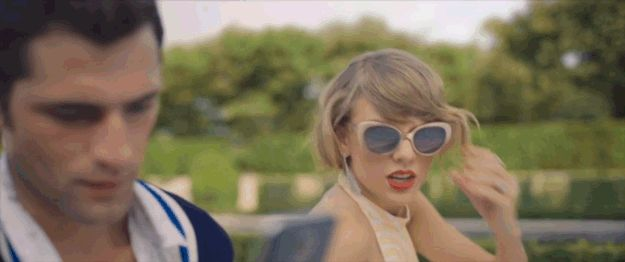 OH WAIT. Sean, what the hell do you think you are doing? | The 47 Most Important Moments From Taylor Swift's New Video
