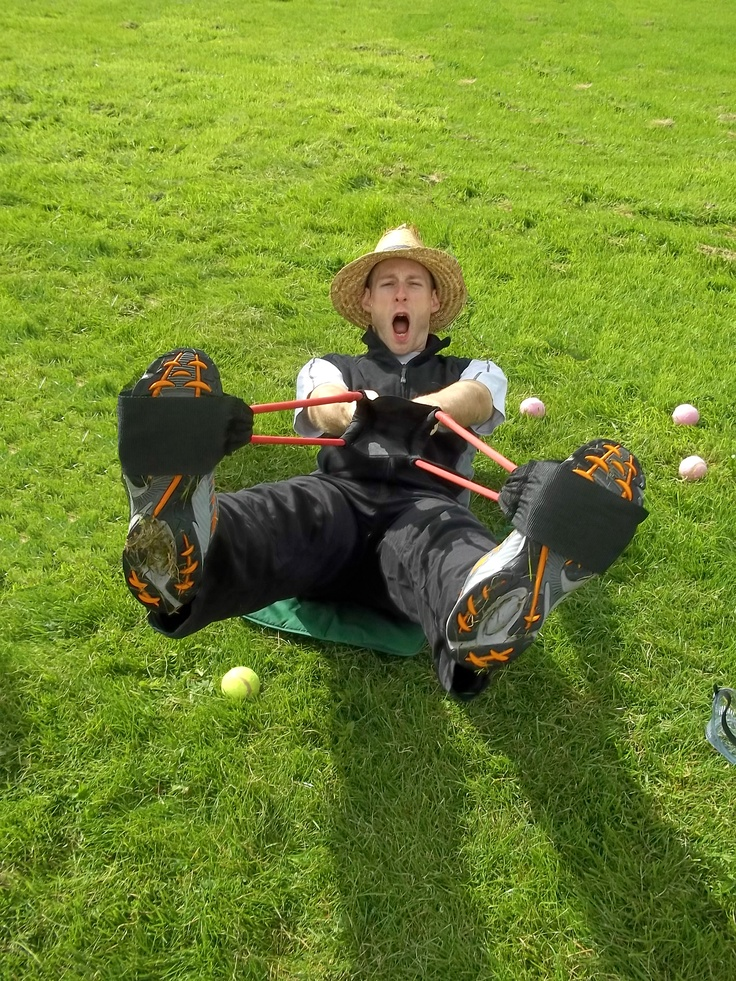 Celebrate the West Country's famous cultural identity by joining in the fun of some West Country Stag Do Games with a twist. http://www.designaventure.co.uk/stag-do/activities/west-country-games