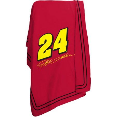 Logo Chair Nascar Jeff Gordon Classic Fleece Red Jeff