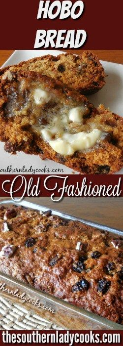 HOBO BREAD, OLD FASHIONED RECIPE - The Southern Lady Cooks