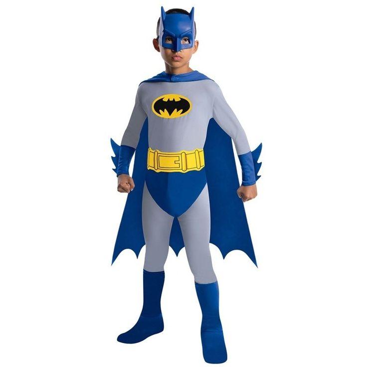 Batman kostyme til barn blå | Festmagasinet Standard