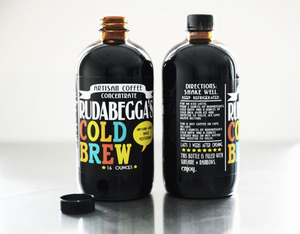 54 best beverage labels and packaging images on pinterest peanut butter cup cold brew coffee concentrate from rudabeggas malvernweather Image collections