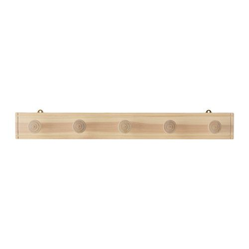 IKEA - RYSSBY 2014, Attaccapanni a 5 pomelli