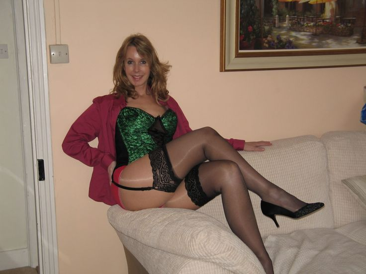Delightful middle aged woman in an interracial threesome 4