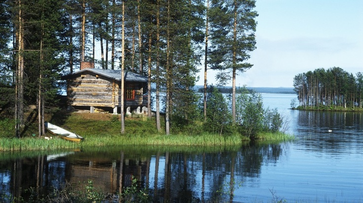 Join the Finns in the Sauna   VisitFinland.com