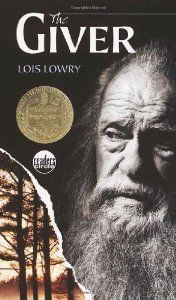 The Giver (By Lois Lowry)In a world with no poverty, no crime, no sickness and no unemployment, and where every family is happy, 12-year-old Jonas is chosen to be the communitys Receiver of Memories. Under the tutelage of...