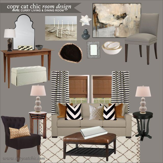 The 195 best Copy Cat Chic Room Designs images on Pinterest Copy