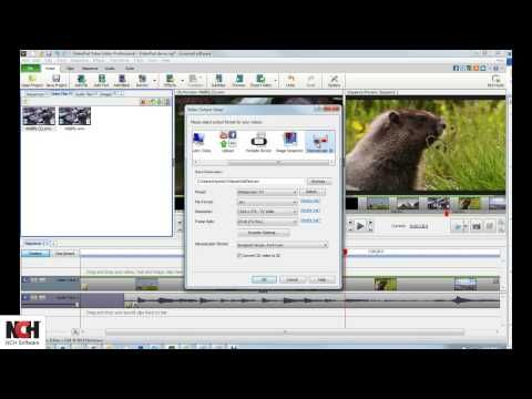 59 best video tutorials images on pinterest video tutorials audio videopad video editing software saving your video this tutorial explains how to save ccuart Gallery