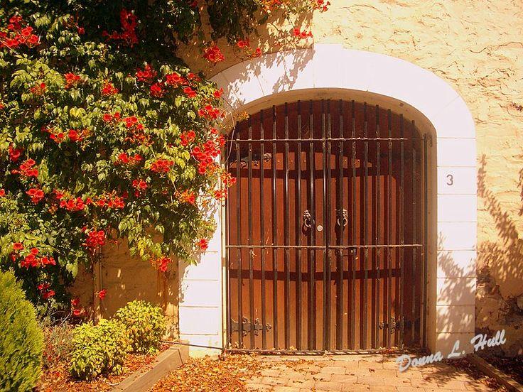 Yaldara Winery in Australia's Barossa Valley...