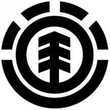 Element Skateboard Gear Logo Vinyl Decal by Remarkable Walls, $14.00