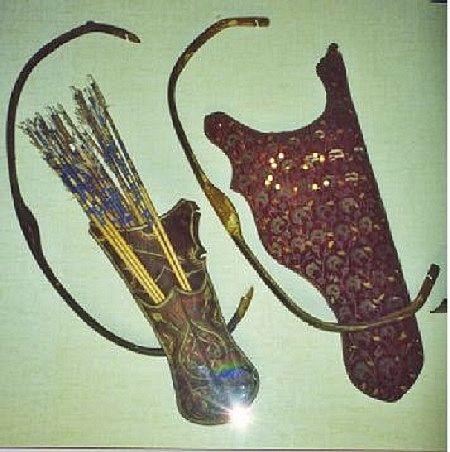 Ottoman gear taken from the battlefield, first siege of Veinna , 1529.  (The Museum Arsenal, Vienna).