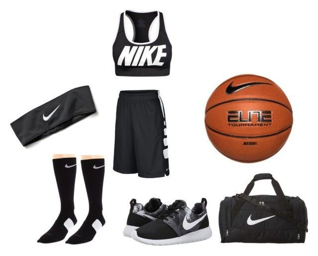 """Basketball Practice"" by krystaliyne on Polyvore"