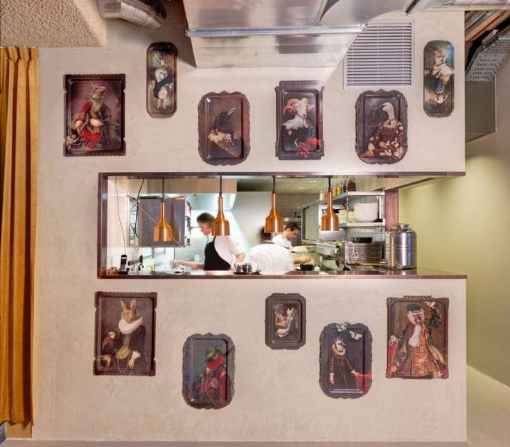 Restaurant Kitchen Walls 17 best specialbite amsterdam images on pinterest | restaurant bar