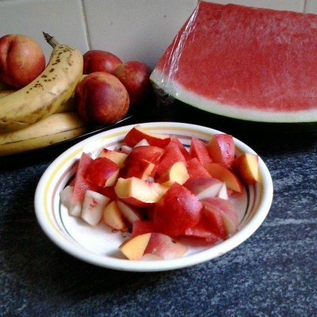 i just really like fruit ok?