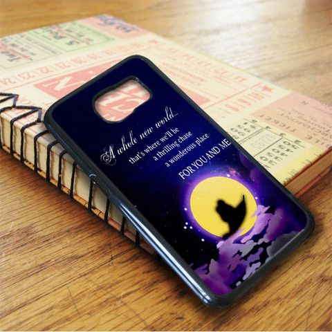 Aladdin Quotes Samsung Galaxy S7 Case