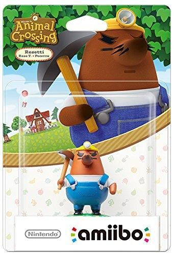 Amiibo Resetti (Animal Crossing Collection) - WII U - Acheter vendre sur Référence Gaming