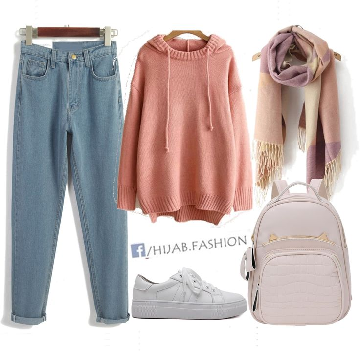 Pink For Days - Fall Outfit Idea