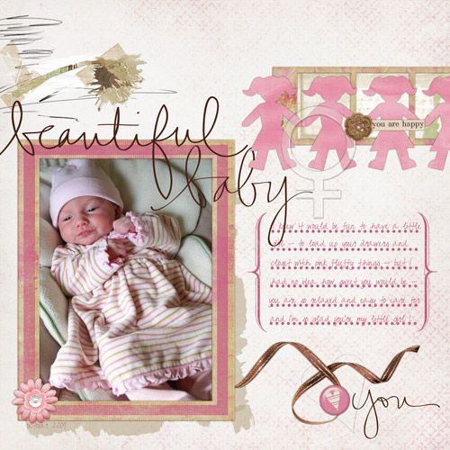 Baby Book Ideas: 79 Best Images About Baby Boy/Girl Scrapbook Ideas! On
