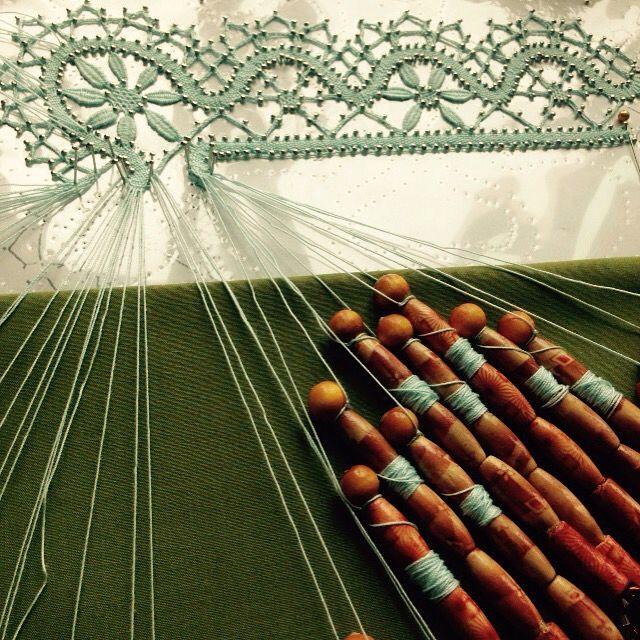 Bedfordshire lace_Doily