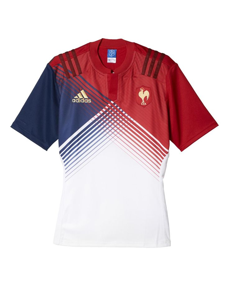 Maillot Rugby France Extérieur