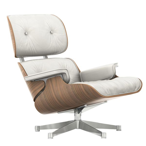 The Iconic Eames Lounge Chair Designed By Charles And Ray Eames In 1956 Is A Modern Versio Vitra Lounge Chair Furniture Design Living Room Eames Lounge Chair