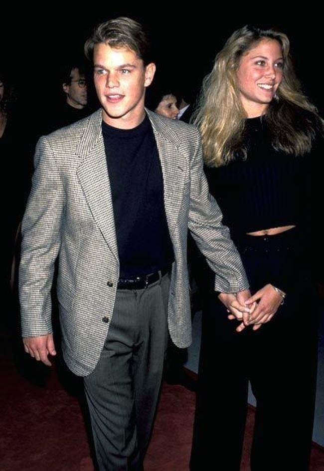 Although, Matt Damon is nowadays happily married to a background-dancer-level Argentine actress, primarily known in the world as Matt Damon's wife, one of the heartthrob's famous hookups once upon a time involved Skylar Satenstein, who is a cosmetic surgeon. After they parted ways, Skylar earned a reputation as the ex-wife of a drummer off Metallica.