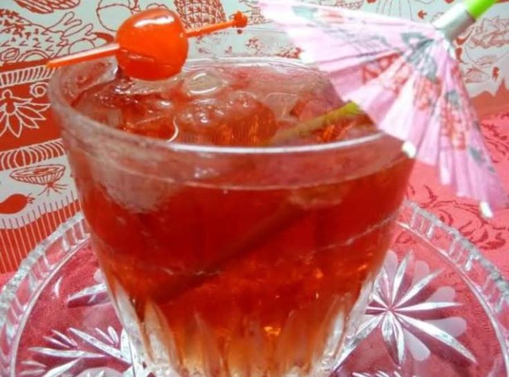 Ruby Relaxer - Ruby Tuesday Copycat #justapinchrecipes