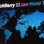 BlackBerry 10 Jam World Tour