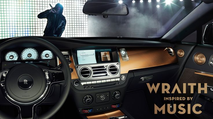 Captivate your audience with Wraith Inspired by Music