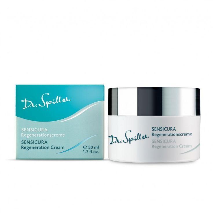 Crema regeneranta Sensicura - 50 ml - Dr Spiller